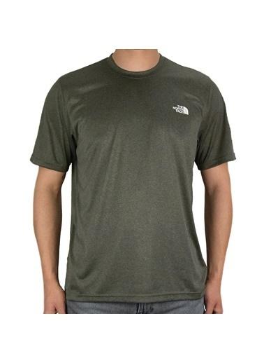 The North Face Nf0A3Rx37D01 Erkek T-Shirt Haki